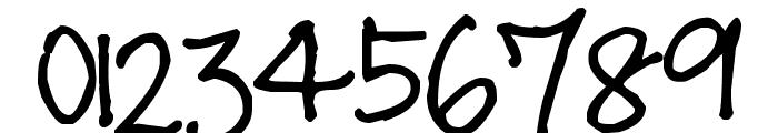 Pea Lian Script Font OTHER CHARS