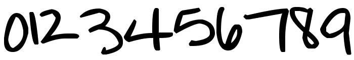 Pea Protani Font OTHER CHARS