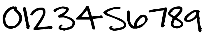 Pea Rigsby Font OTHER CHARS