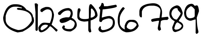 Pea Tisha Font OTHER CHARS