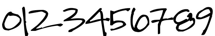 Pea kevinandamanda Handwriting Font OTHER CHARS