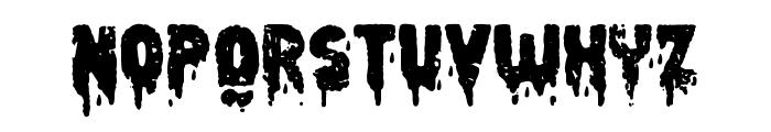 Peccatum Font UPPERCASE