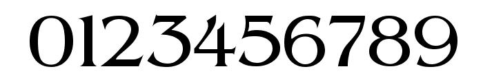 Pegasus Regular Font OTHER CHARS