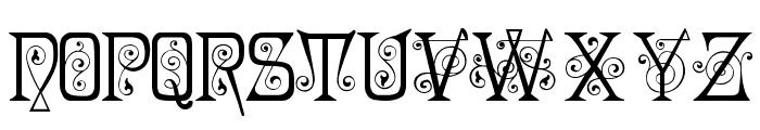 Penelope Font LOWERCASE