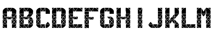 Penn Station Font LOWERCASE