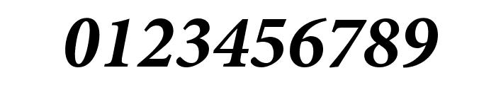 PentaGram s Gothika Bold Italic Font OTHER CHARS