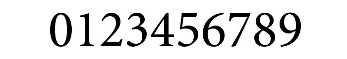 PentaGram s Gothika Regular Font OTHER CHARS