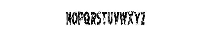 PerfectChisle Font LOWERCASE