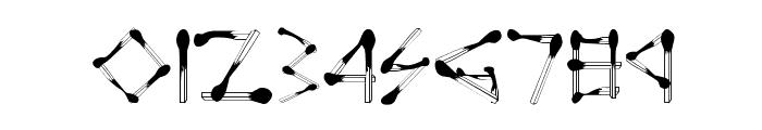 PerfectMatch Font OTHER CHARS