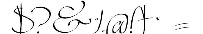 Persifal Font OTHER CHARS