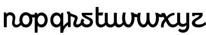 Personalitype Demo Regular Regular Font LOWERCASE