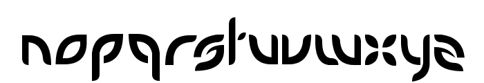 PetalGlyph Font LOWERCASE