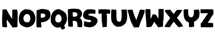 PetangueDEMO Font UPPERCASE