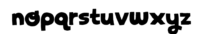 PetangueDEMO Font LOWERCASE