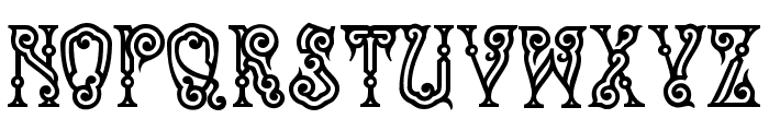 Peter Ivanowitsch Font LOWERCASE