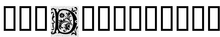PetitFleur Light Font LOWERCASE