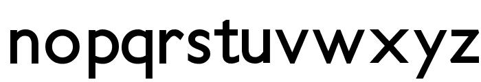 PetitaBold Font LOWERCASE