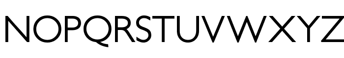 PetitaMedium Font UPPERCASE