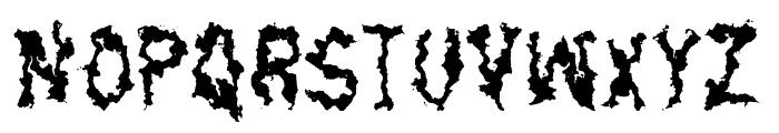 Petroleum St Font UPPERCASE