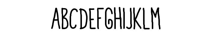 Peyarili Font UPPERCASE