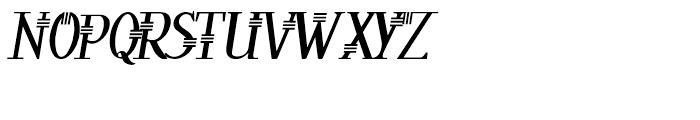 Peloponeso Regular Font UPPERCASE
