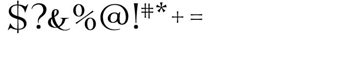 Perfect Magic Bold Font OTHER CHARS