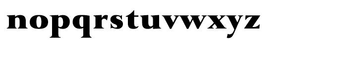 Perpetua Hellenic Black Font LOWERCASE