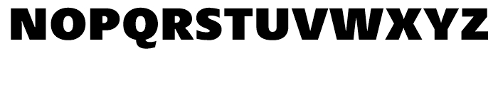 Petala Pro Black Font UPPERCASE