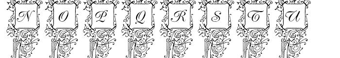 Peterlon Regular Font LOWERCASE