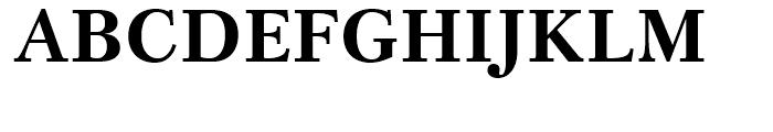Petersburg Bold Font UPPERCASE