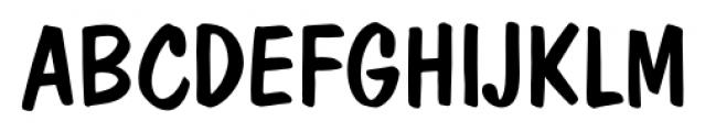Pedro Pro Regular Font UPPERCASE