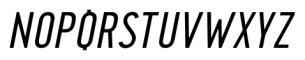 Pekora Regular Italic Font UPPERCASE