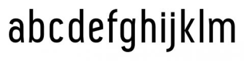 Pekora Regular Font LOWERCASE