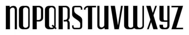 Pencil Pusher JNL Regular Font UPPERCASE