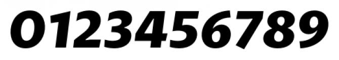 Petala Pro Bold Italic Font OTHER CHARS