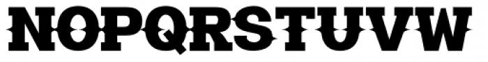 Peachy Dorn Font UPPERCASE