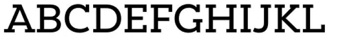Peckham Semi Bold Font UPPERCASE