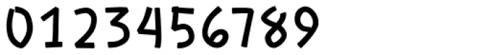Pegasus Cheapskate Font OTHER CHARS