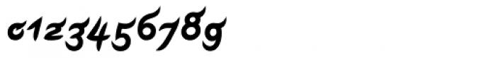 Pegathlon Bold Narrow Font OTHER CHARS