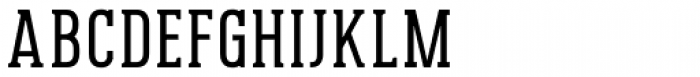 Pekora Regular Serif Font UPPERCASE