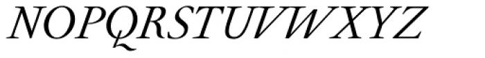 Peleguer Italic Font UPPERCASE
