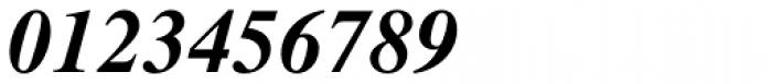 Pelham DT Bold Italic Font OTHER CHARS