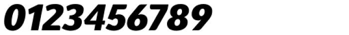 Pelita Grande Black Italic Font OTHER CHARS
