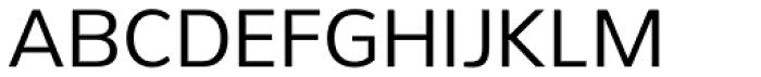 Pelita Regular Font UPPERCASE