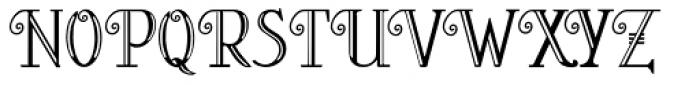 Peloponeso 2 Font UPPERCASE