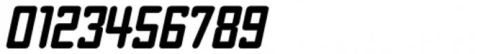 Pen Nib Square JNL Oblique Font OTHER CHARS