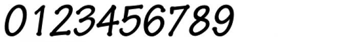 Pen Tip DT Oblique Font OTHER CHARS
