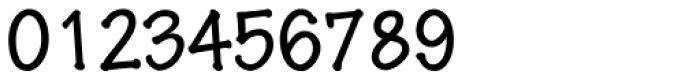 Pen Tip DTLefty Regular Font OTHER CHARS