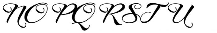 Penn Plus Font UPPERCASE