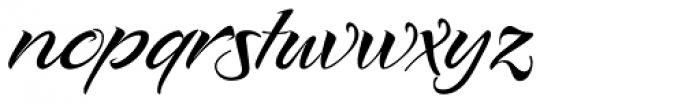 Penn Plus Font LOWERCASE